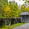 Autumn At Mingus Mill