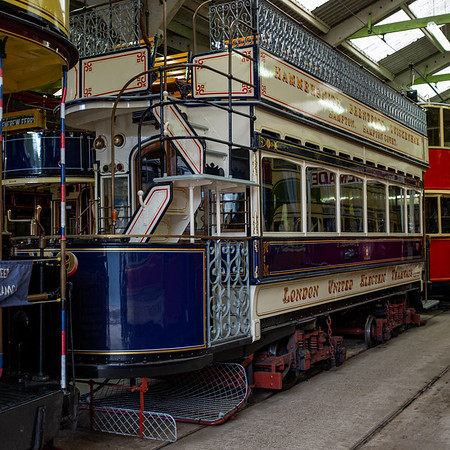 London United Electric Tramways