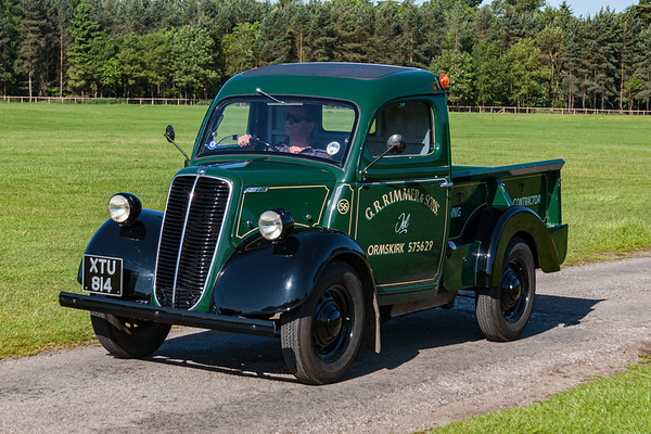 Ford Pickup  XTU 814