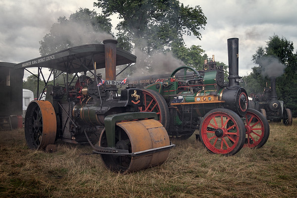 Chelford Traction Engine Rally 2005