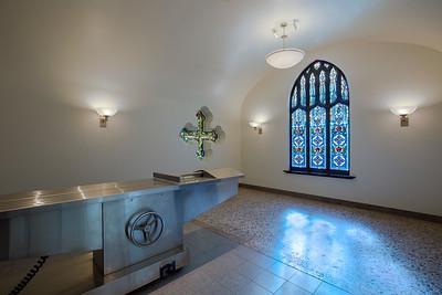 Noble Chapel Renovation, Cypress Lawn