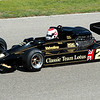 1977 Lotus 78. Winner of the 1978 World Championship.
