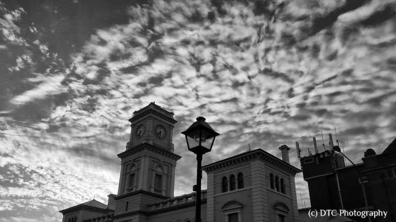 Post Office, Goulburn (Big Sky series)