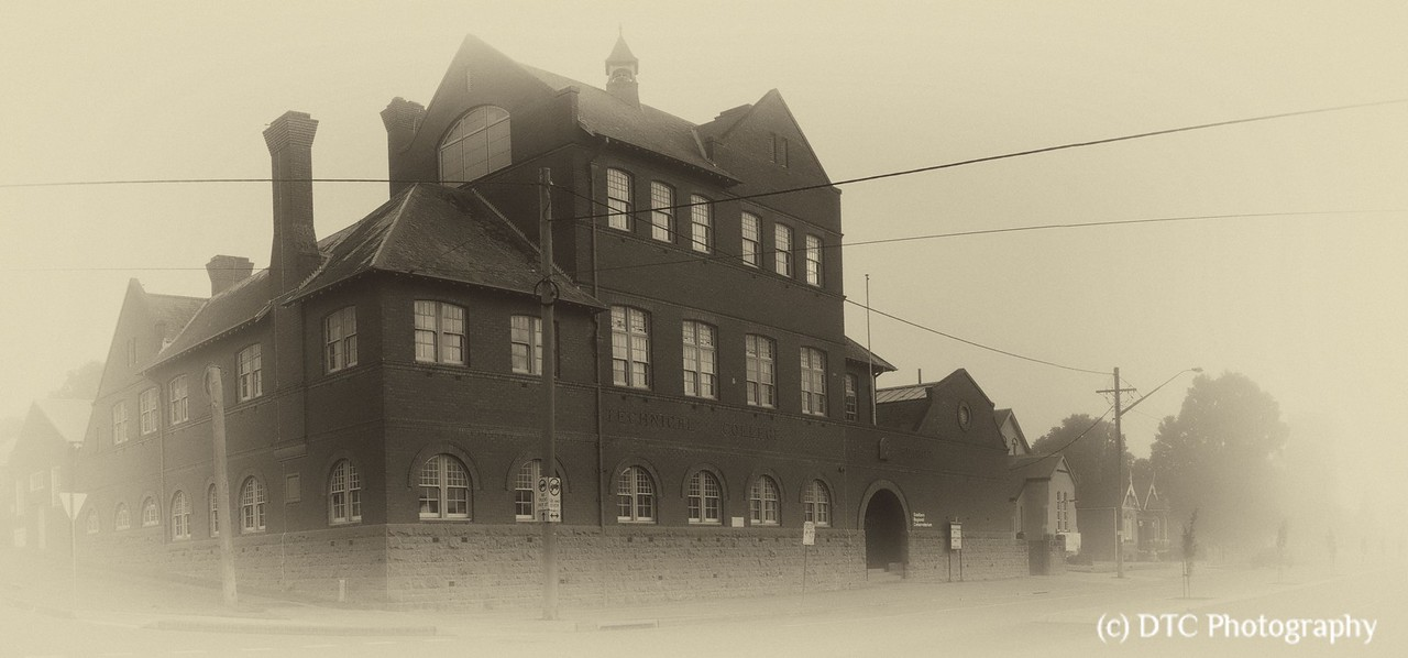 Old Technical College, Bourke St, Goulburn