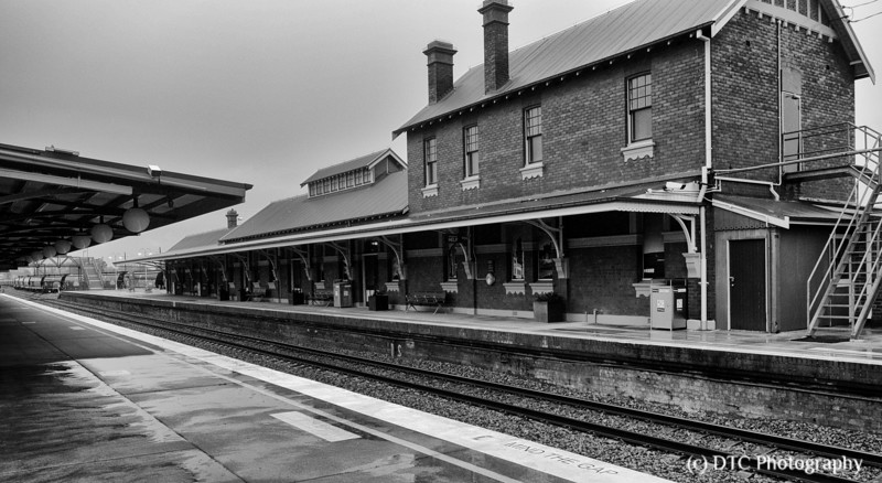 Goulburn Railway Statrion
