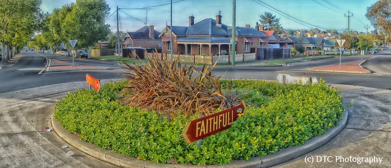 Corner of Faithfull & Goldsmith Streets, Goulburn