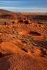 Wupatki Pueblo, Wupatki National Monument, Arizona. Some Hopi believe this pueblo was originally called Nuvaovi, and the site known today as Wukoki was Wupatki.