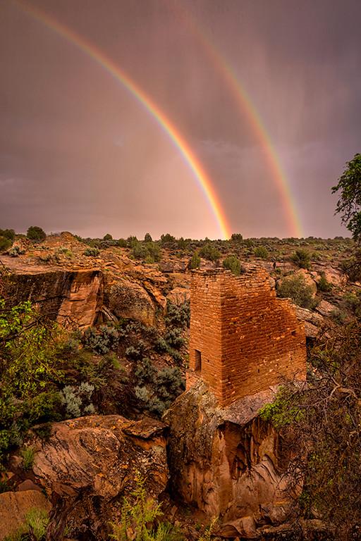 Pueblo Ruin, Colorado