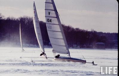 20081121 Life Magazine Iceboating