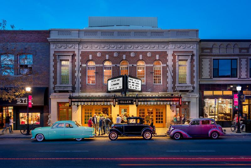 Ellen Theater Downtown Bozeman 2019