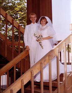 kyle & cinda's wedding album