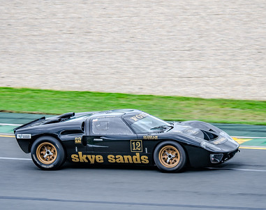 Rusty French, number 12, Ford GT