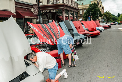 Bellefonte Cruise Saturday - June 14, 2014  - Bellefonte PA