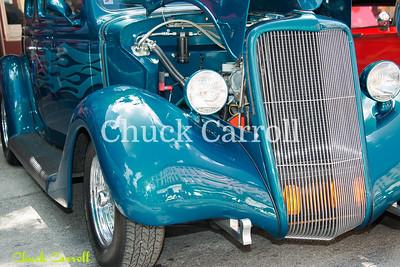 Bellefonte Cruise - Saturday - June 15, 2013 - Bellefonte, PA