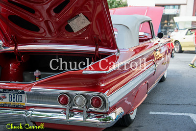 Bellefonte Cruise - Saturday - June 15, 2013 - Bellefonte, PA