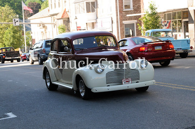 THE HISTORIC BELLEFONTE CRUISE -- 2010