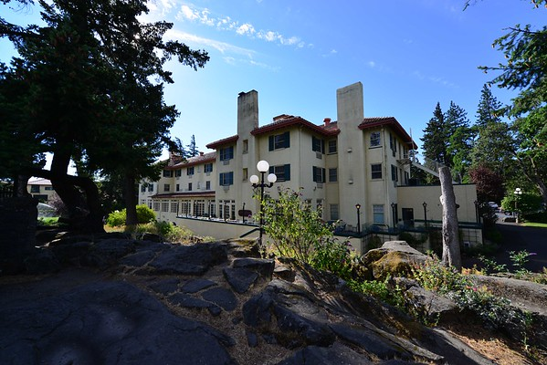 Columbia Gorge Hotel - Oregon