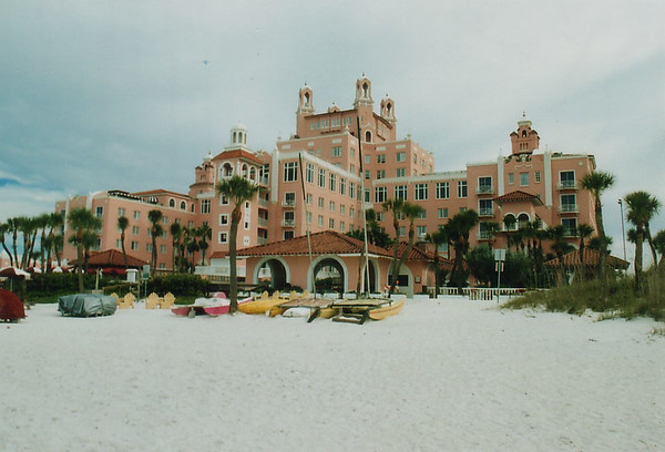 Don Cesar, St Petes Beach, Florida