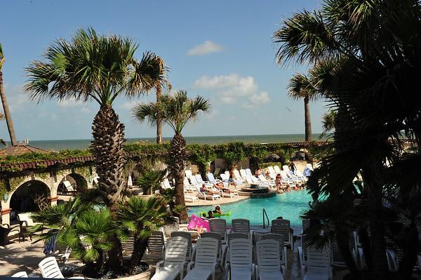 Hotel Galvez, Galveston Island, TX