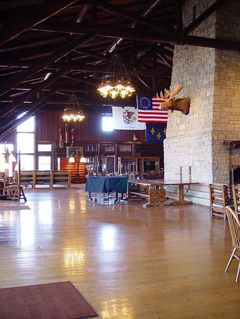 Starved Rock Lodge - Illinois