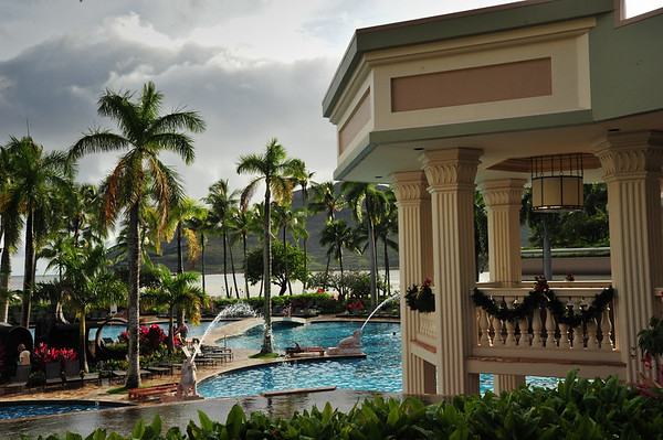 Kauai Marriott, Kauai, Hawaii