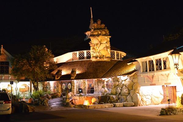 Madonna Inn, San Luis Obisbo California