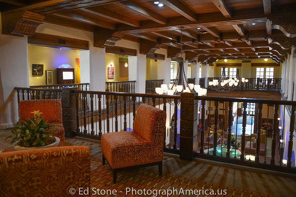 Hotel Andaluz - New Mexico