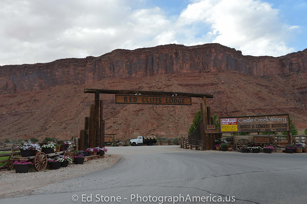 Red Cliffs Lodge - Moab, Utah
