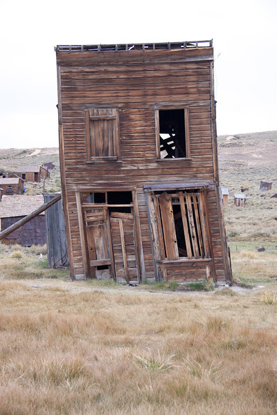 Brodie Ghost Town, California