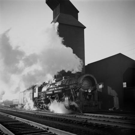 1937-37 B&M #4022 Lowell-Coal Tower_dK