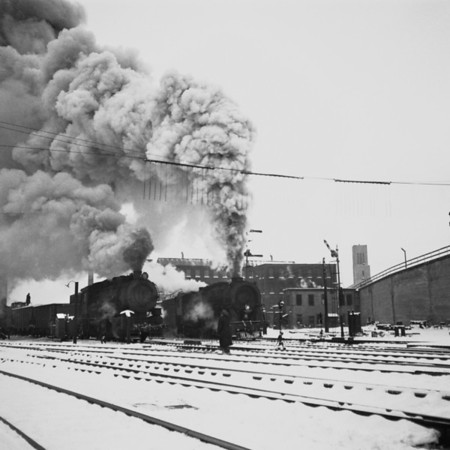 1937-02 B&M 4000 class Worc Yards_dK