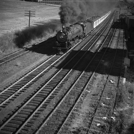 1939-15 B&M #4100 'East Wind' north Worc_dK