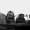 1939-10 B&M #3716 (L) NH #1387 (R) Worc Union Sta_dK