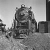 1941-05 B&M 4108 at Worc  ash pits_dK