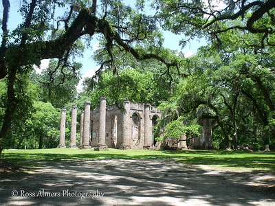 Historic Sites Around the Lowcountry of SC