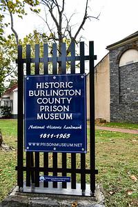 Burlington County Prison Museum - Mount Holly, New Jersey