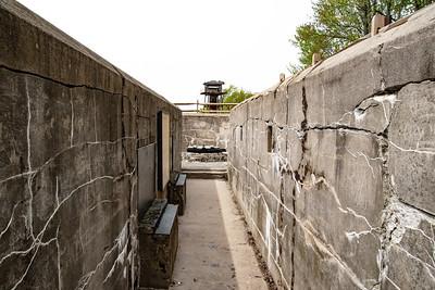 Fort Mott State Park - Pennsville, New Jersey