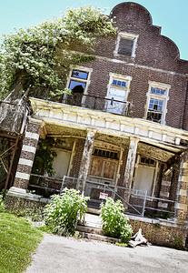 Pennhurst State School and Hospital - Spring City, Pennsylvania