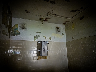 Brushy Mountain State Penitentiary - Petros, Tennessee
