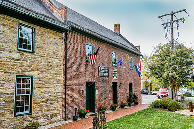 The Fauquier History Museum at the Old Jail - Warrenton, Virginia