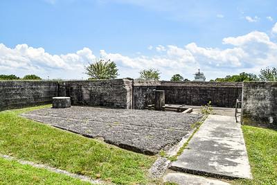 Fort Monroe Natural Monument - Fort Monroe, Virginia