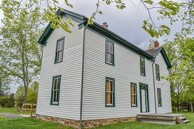 Brawner's Farm Manassas National Battlefield Park - Manassas, Virginia