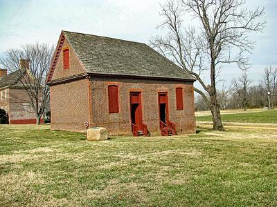 Shirley Plantation - Charles City, Virginia