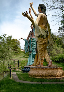 Prabhupada's Palace Of Gold - Moundsville, West Virginia