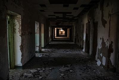Trans-Allegheny Lunatic Asylum - Weston, West Virginia