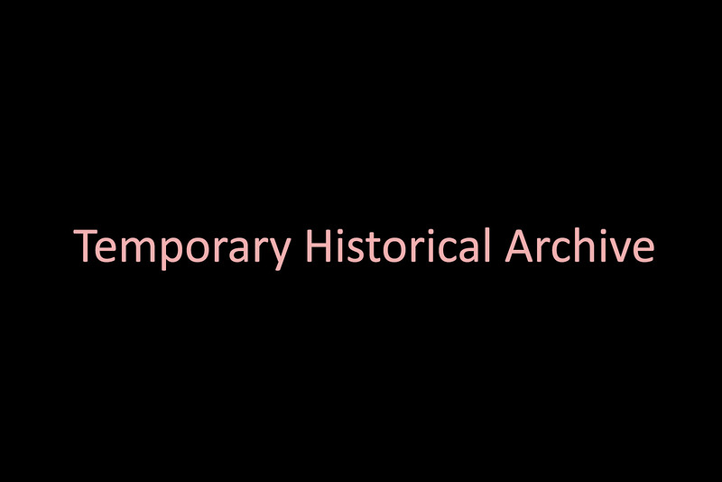 Historical Archive Temp