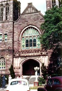 First Methodist Church circa 1950