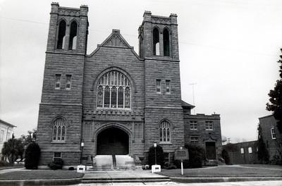 Sanctuary circa late 1960's