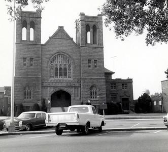 Sanctuary mid 1960's