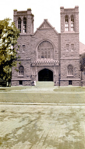 First Methodist Church 1917 enhanced